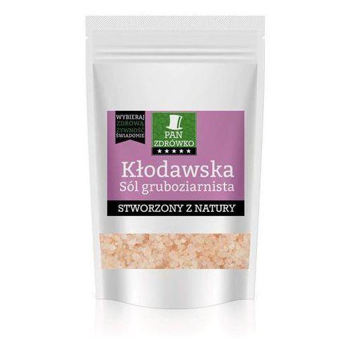 Jawo Pan zdrówko sól różowa kłodawska gruboziarnista 1,5kg