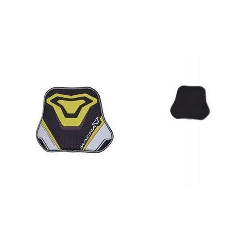 Ochraniacz klatki piersiowej chest kolor czarny/żółty marki Macna
