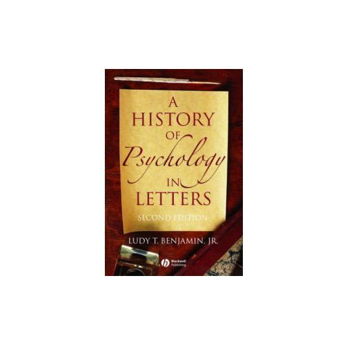 History of Psychology in Letters (264 str.)