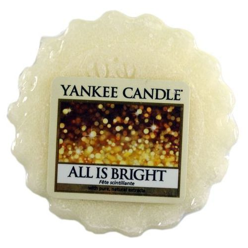 Wosk zapachowy - all is bright - 22g - marki Yankee candle