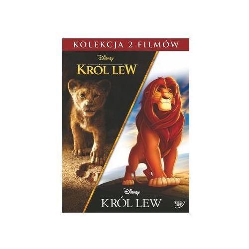 KRÓL LEW - PAKIET 2 FILMÓW (2DVD) (ANIMOWANY/ FABULARNY) (Płyta DVD) (7321940507187)