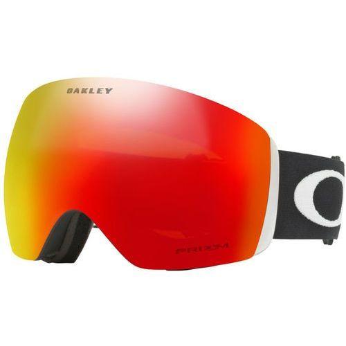 Oakley flight deck gogle mężczyźni, matte black/w pritm torch iridium 2020 gogle narciarskie (0888392149718)