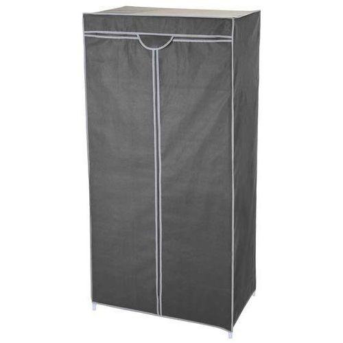 Szafa tekstylna, składana garderoba 75x45x160 cm marki Emako
