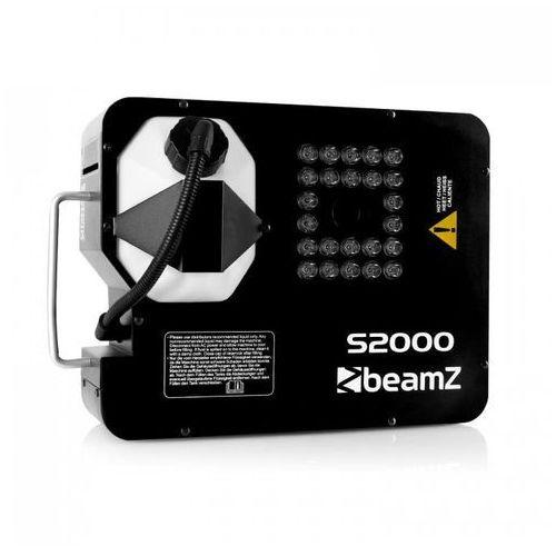 S2000 generator mgły,dmx,led,530m³/min marki Beamz