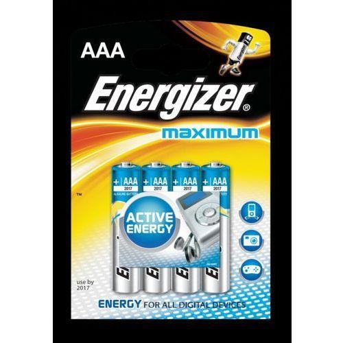 Bateria Energizer MAXIMUM AAA LR03 /4szt., 635303