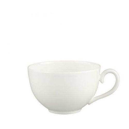 Villeroy & Boch - White Pearl Filiżanka śniadaniowa pojemność: 0,40 l