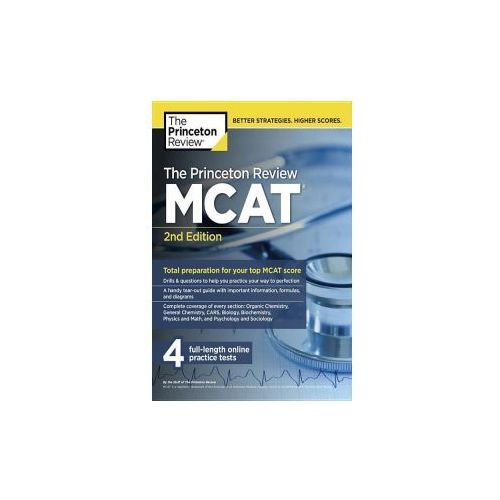 Princeton Review MCAT (9781101920541)