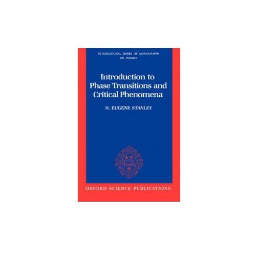 Introduction to Phase Transitions and Critical Phenomena (9780195053166)