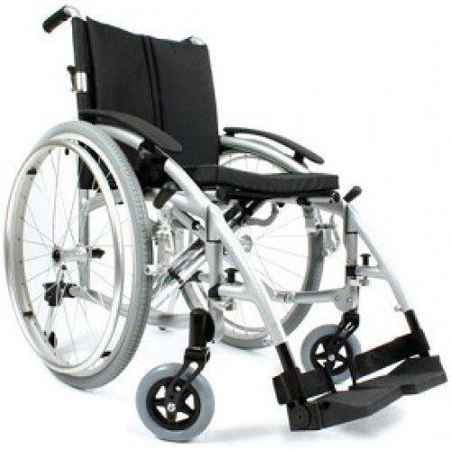 Wózek inwalidzki aluminiowy Active Sport VITEA CARE VCWK9AS z kategorii Wózki inwalidzkie