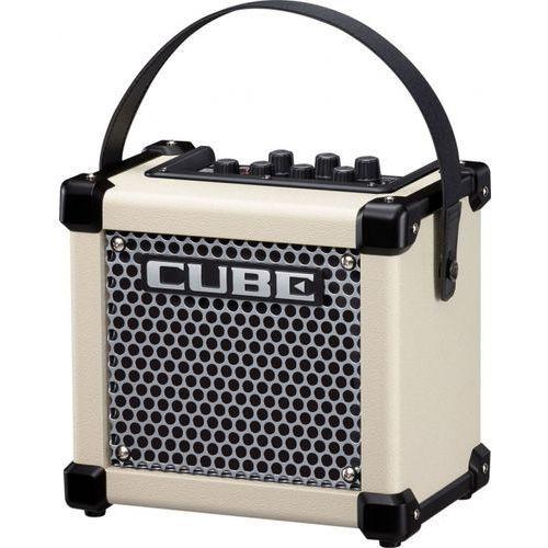 Roland micro cube gx wh wzmacniacz gitarowy (biały)