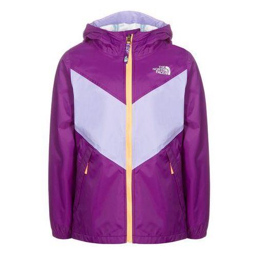 The North Face ANURA TRICLIMATE 3IN1 Kurtka hardshell iris purple - produkt z kategorii- kurtki dla dzieci