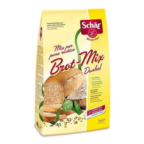Schar Brot mix dunkel - bezglutenowa mąka na chleb razowy 1kg