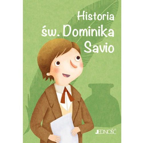 Historia św. Dominika Savio, oprawa broszurowa