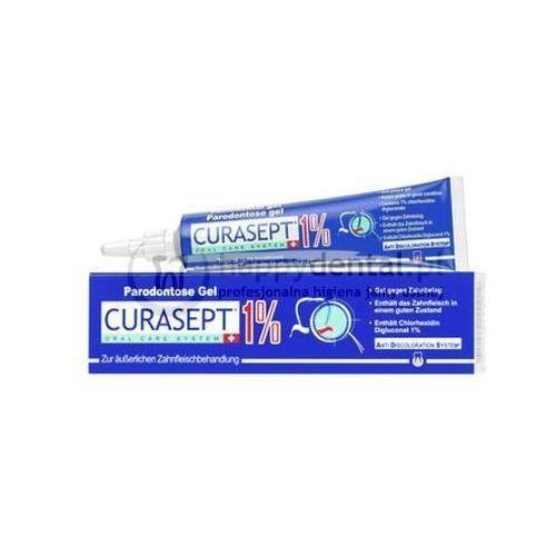Curaden Curasept ads 100 30ml - żel do intensywnego, miejscowego leczenia dziąseł z chlorheksydyną 1.00%