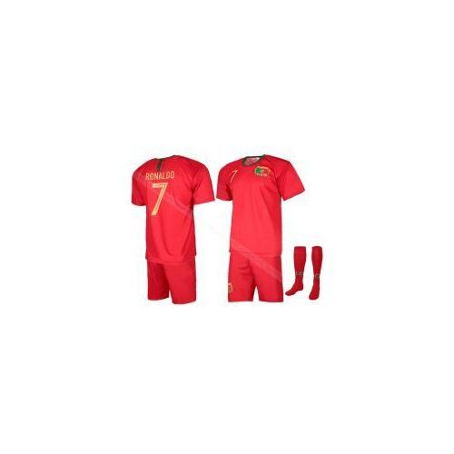 Ronaldo - portugalia - strój komplet piłkarski ze skarpetami bs sport marki Fabrik