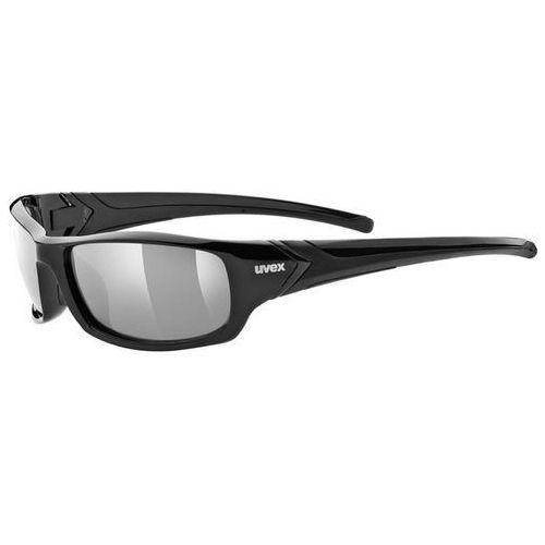 Uvex Okulary sportowe sportstyle 211 pola 2250 kolor czarny