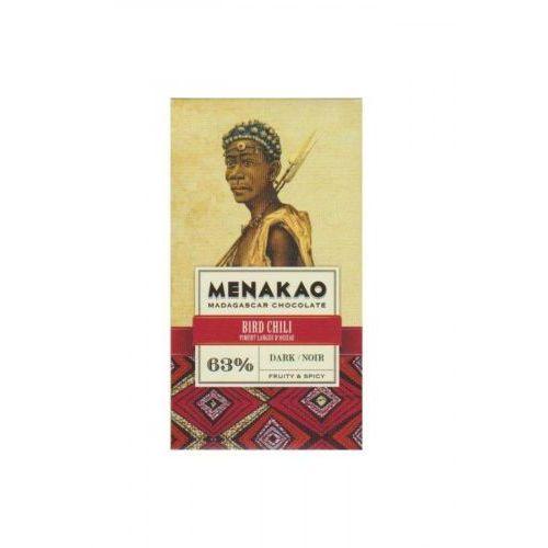 Czekolada Menakao 63% chili 25g (3760155713077)