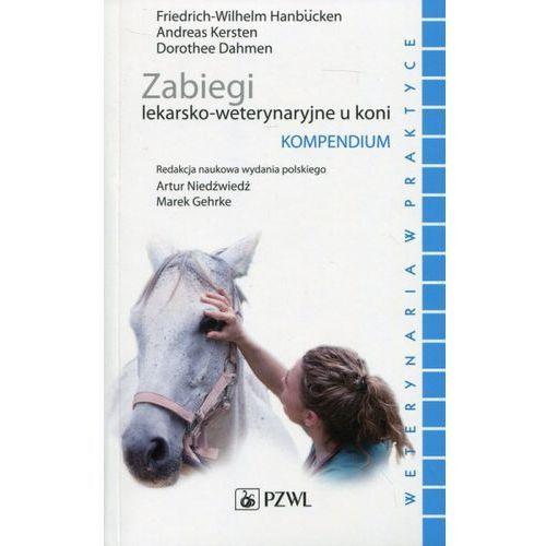 Zabiegi lekarsko-weterynaryjne u koni Kompendium (9788320053456)