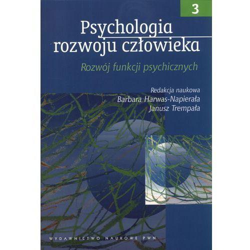 Psychologia rozwoju człowieka, Wydawnictwo Naukowe PWN