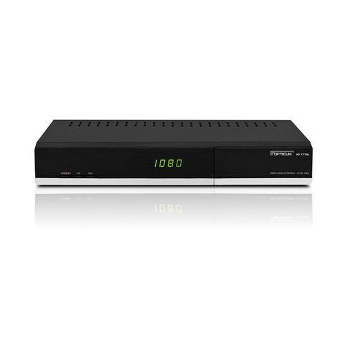 X110 marki Opticum z kategorii: dekodery telewizji cyfrowej