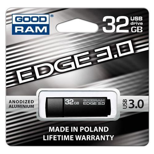 Pendrive  edge 32gb usb3.0 alu. black od producenta Goodram