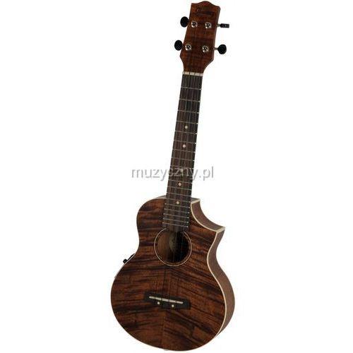 uew 15 e opn ukulele koncertowe z elektroniką marki Ibanez