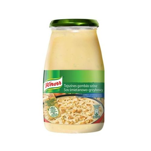 500ml sos śmietanowo-grzybowy marki Knorr