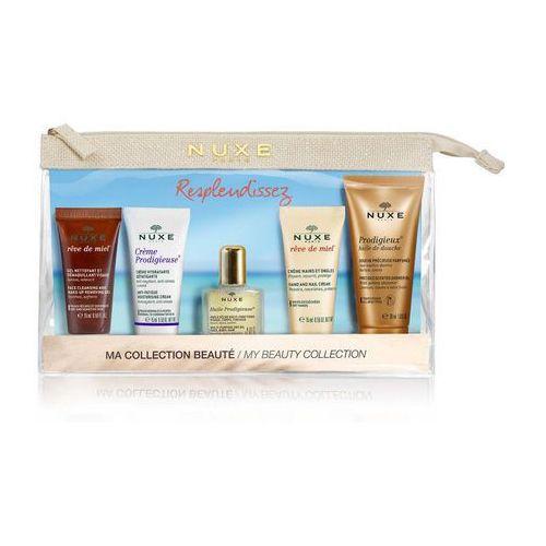 zestaw podróżny 5 miniproduktów + kosmetyczka gratis! marki Nuxe