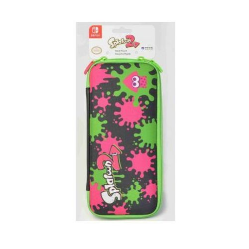 Etui HORI NSW-051U Splatoon 2 Tough Pouch do Nintendo Switch (0873124006476)