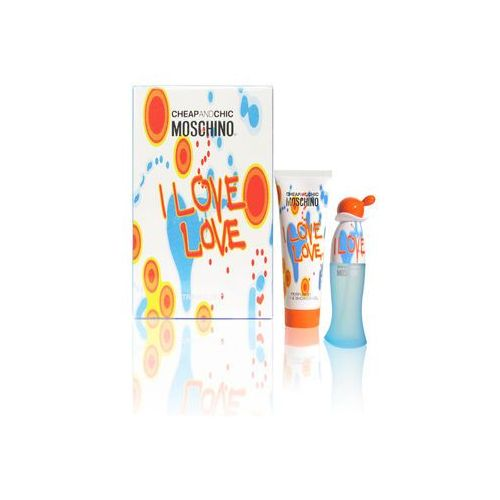 Toaletowa woda Moschino Cheap and Chic I Love Love 50ml