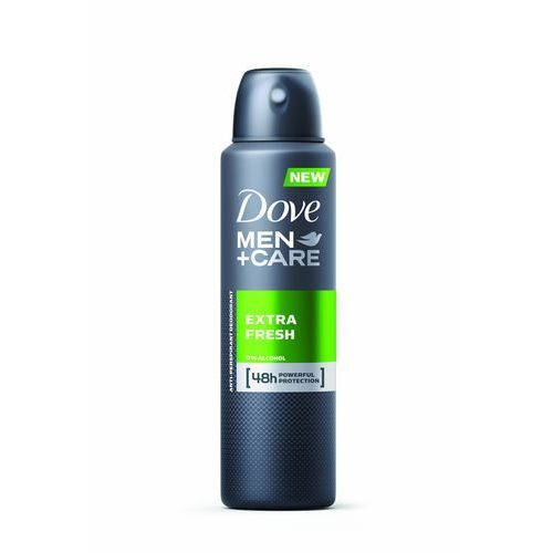 Dezodorant Dove Men plus Care Extra Fresh Antyperspirant w sprayu 150 ml