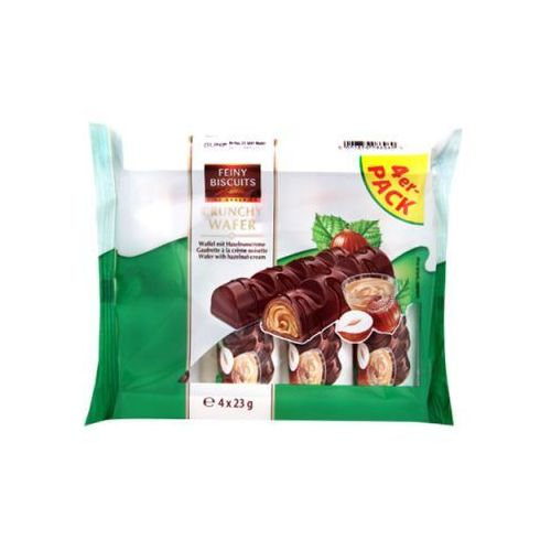 Feiny biscuits crunchy wafer baton 4x23g (9002859086960)