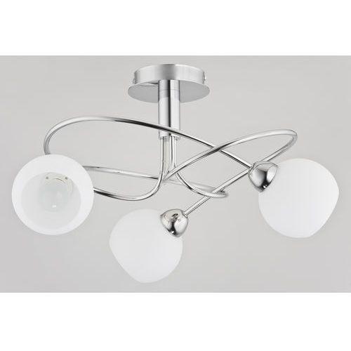 Alfa Lampa wisząca zwis żyrandol faro 3x40w e14 chrom 22953 >>> rabatujemy do 20% każde zamówienie!!!