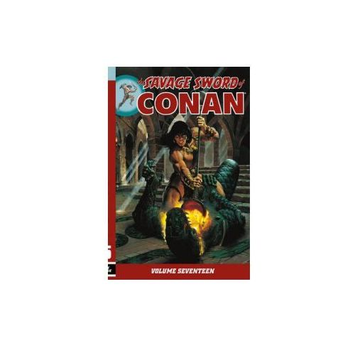 Savage Sword of Conan Volume 17, John Arcudi