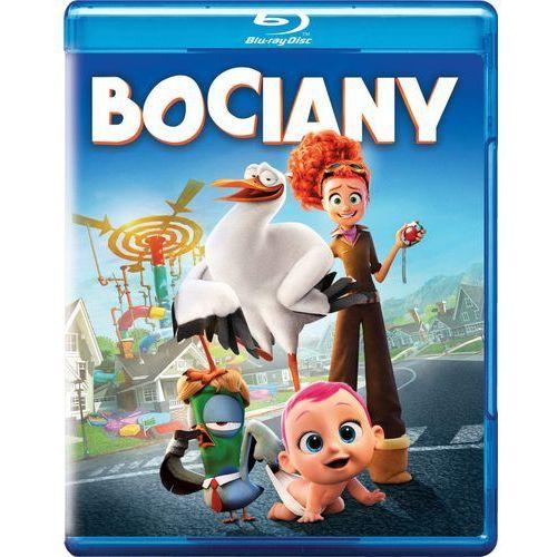 Bociany (Blu-Ray) - Nicholas Stoller, Doug Sweetland
