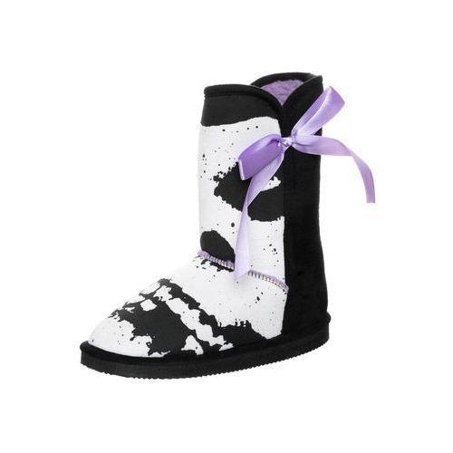 MISFITS FUGLY Śniegowce white/black/lilac, Iron Fist