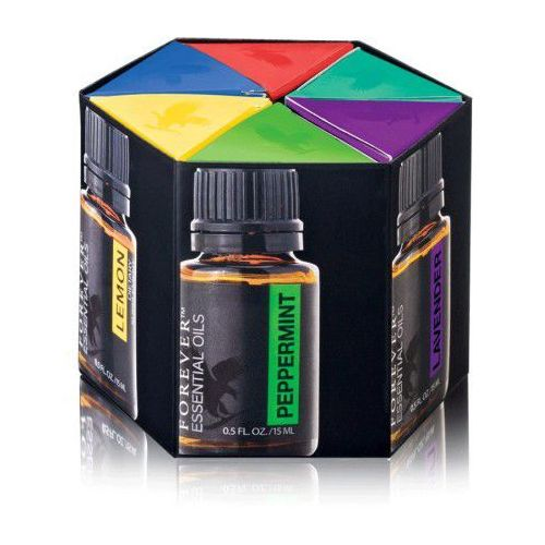 Forever Essential Oils BUNDLE 3x10mli3x15ml, 513
