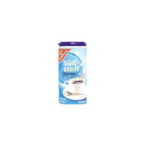 Gut&günstig - sussstoff - słodzik dietetyczny - 1200 kapsułek - 72 g marki Edeka
