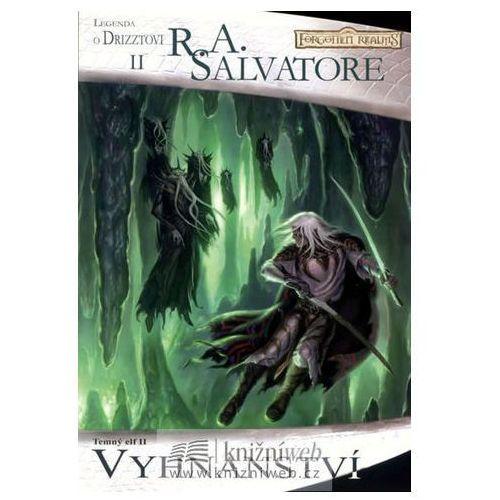 Vyhnanství R. A. Salvatore