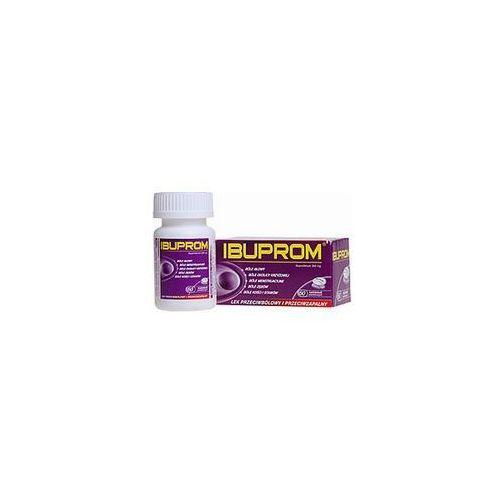 Ibuprom 200mg x 50tabletek z kategorii pozostałe zdrowie