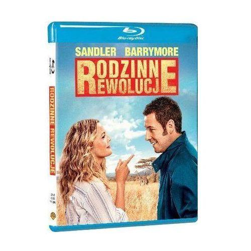 Rodzinne rewolucje (Blu-Ray) - Frank Coraci DARMOWA DOSTAWA KIOSK RUCHU