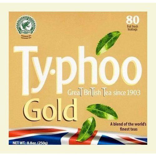 Typhoo Tea Gold Blend (80 Teabags)