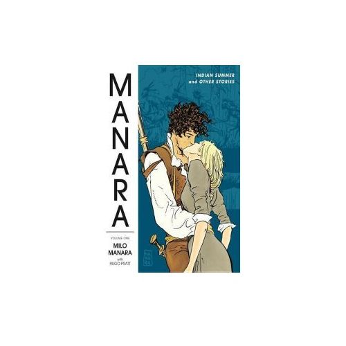 Manara Library Volume 1: Indian Summer And Other Stories
