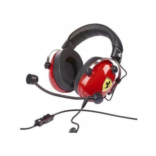 Thrustmaster t.racing scuderia ferrari edition - zestaw słuchawkowy - microsoft xbox one