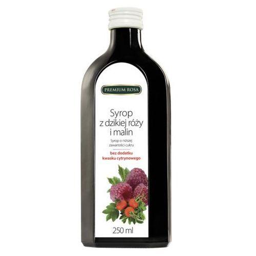 Polska róża Syrop różano-malinowy - - 315 ml (5902036001240)