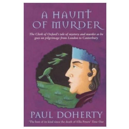 Haunt of Murder (Canterbury Tales Mysteries, Book 6) (9780747260752)