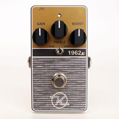 Keeley 1962X 2-Mode Limited British efekt gitarowy