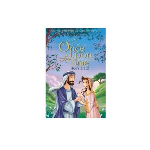 NIrV, Once Upon a Time Holy Bible, Hardcover