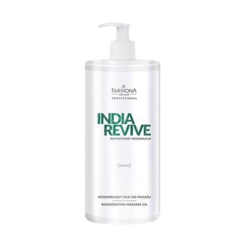 Farmona india revive regenerujący olej do masażu