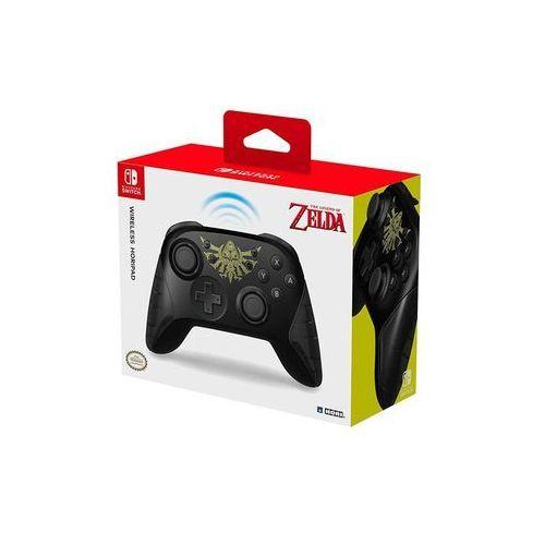 Hori wireless horipad - zelda edition - gamepad - nintendo switch